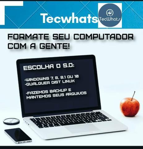 Tecwhats Informática - Foto 4