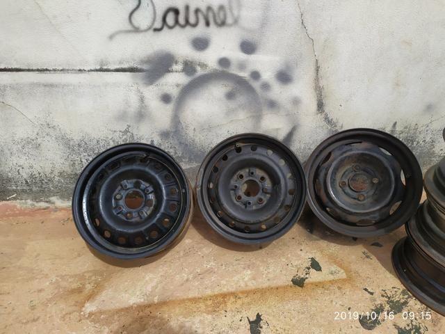 Rodas de ferro - Foto 2