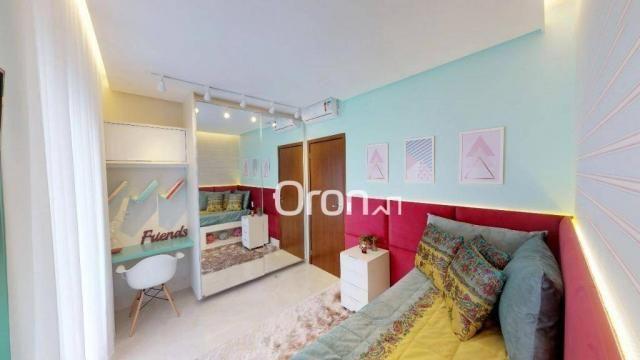 Casa com 4 dormitórios à venda, 201 m² por R$ 687.000,00 - Sítios Santa Luzia - Aparecida  - Foto 11