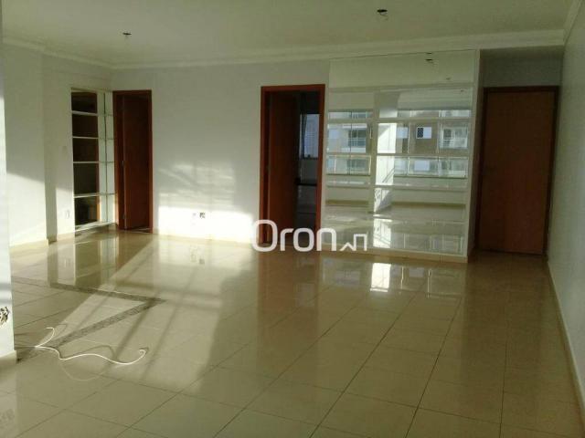 Apartamento com 3 dormitórios à venda, 117 m² por R$ 620.000,00 - Setor Bueno - Goiânia/GO - Foto 3