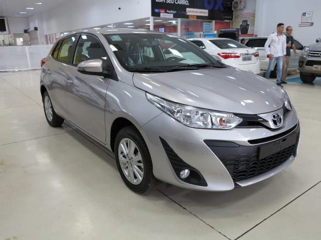 TOYOTA YARIS HATCH XL PLUS AT 19/20 - Foto 3