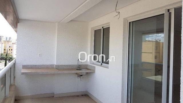 Apartamento à venda, 74 m² por r$ 420.000,00 - setor bueno - goiânia/go - Foto 9
