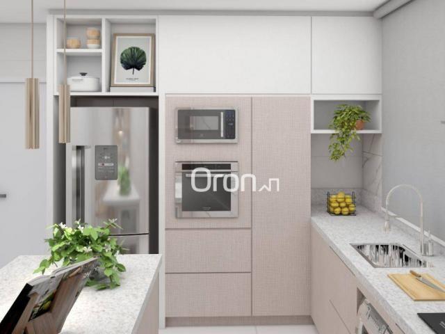 Cobertura com 4 dormitórios à venda, 318 m² por R$ 1.271.000,00 - Setor Bueno - Goiânia/GO - Foto 11