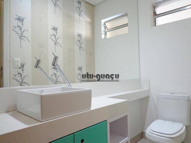 Salão para alugar, 340 m² por r$ 12.000/mês - vila padre bento - itu/sp - Foto 10