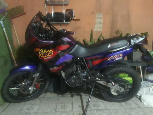 Moto Sahara