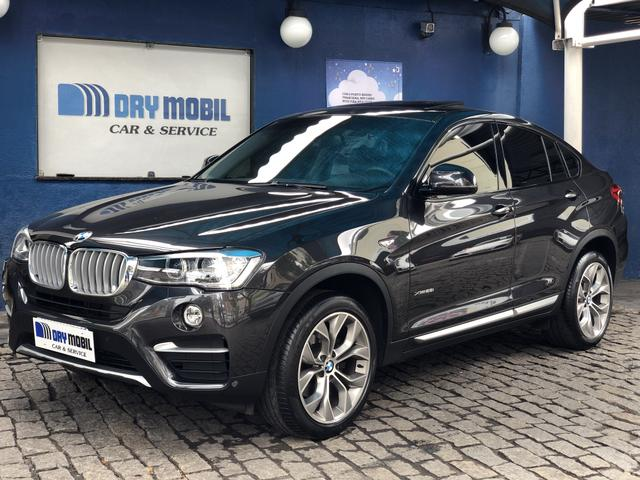 BMW X4 28i - 2017 - Apenas 8.000KM