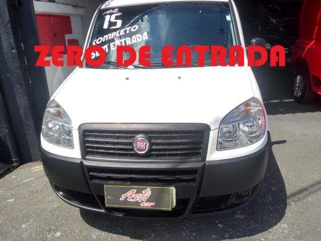 Fiat Doblo 1.8 Cargo 2015 Zero d Entrada