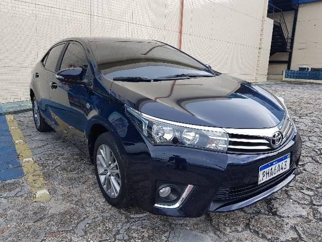 Toyota Corolla XEI Aut. 2015 impecável  - Foto 2