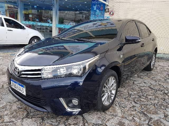 Toyota Corolla XEI Aut. 2015 impecável  - Foto 3