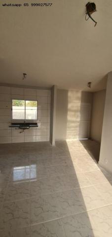 Casa para Venda em Várzea Grande, Jacarandá, 2 dormitórios, 1 banheiro, 2 vagas - Foto 5