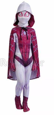 Fantasia infantil aranha feminina - Foto 2