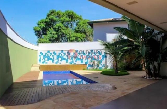 Casa com 04 suítes com closet na Cidade Jardim em Rio Claro-SP - Foto 4