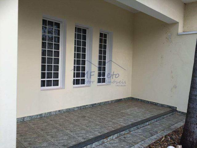 Casa à venda com 3 dormitórios em Vila pinheiro, Pirassununga cod:84200 - Foto 2