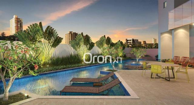 Apartamento com 3 dormitórios à venda, 144 m² por R$ 852.000,00 - Setor Bueno - Goiânia/GO - Foto 12