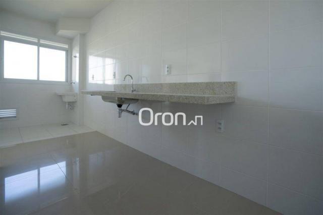 Apartamento com 3 dormitórios à venda, 95 m² por R$ 524.000,00 - Setor Bueno - Goiânia/GO - Foto 5