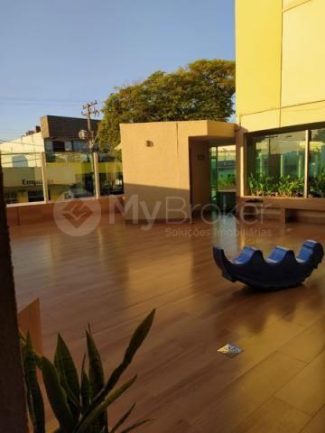 Apartamento com 2 quartos no Residencial Pedra Branca - Bairro Jardim América em Goiânia - Foto 13
