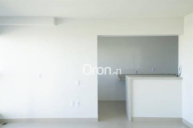 Apartamento com 3 dormitórios à venda, 95 m² por R$ 524.000,00 - Setor Bueno - Goiânia/GO