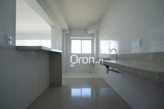 Apartamento com 3 dormitórios à venda, 95 m² por R$ 524.000,00 - Setor Bueno - Goiânia/GO - Foto 6