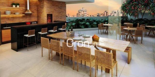 Apartamento com 3 dormitórios à venda, 144 m² por R$ 852.000,00 - Setor Bueno - Goiânia/GO - Foto 9