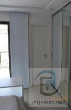 Apartamento para Venda em Salvador, Patamares, 4 dormitórios, 4 suítes, 5 banheiros, 4 vag - Foto 17