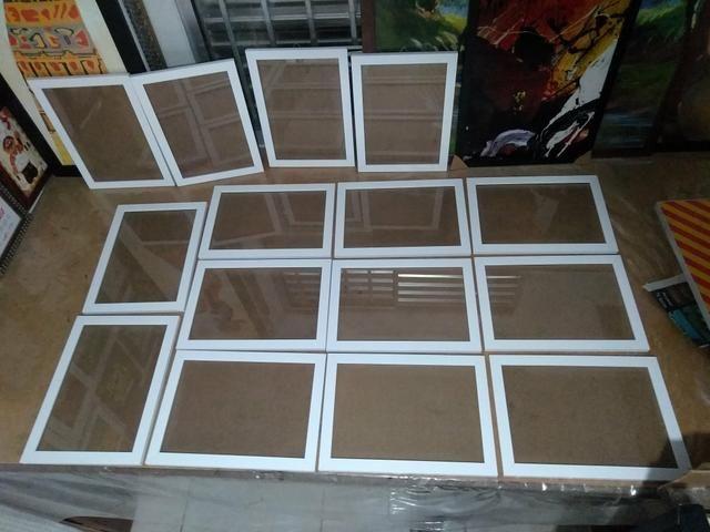 Quadro para certificados com vidro - Foto 2