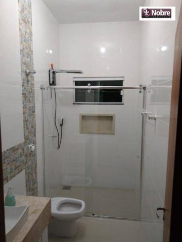 Casa com 3 dormitórios à venda, 167 m² por R$ 435.000 - Plano Diretor Sul - Palmas/TO - Foto 10