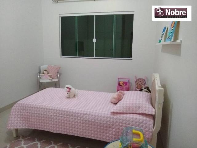 Casa com 3 dormitórios à venda, 167 m² por R$ 435.000 - Plano Diretor Sul - Palmas/TO - Foto 11