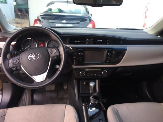 Corolla XEI 2.0 Flex 16V Automático, Ano 2016 - Foto 6