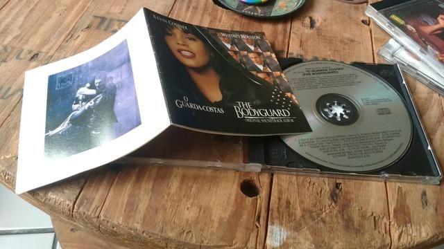 Cd O Guarda-Costa ( Trilha Sonora Original) (Whitney Houston) - Foto 2