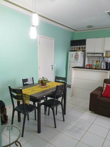 J-Apartamento mobilado no brisas life nascente