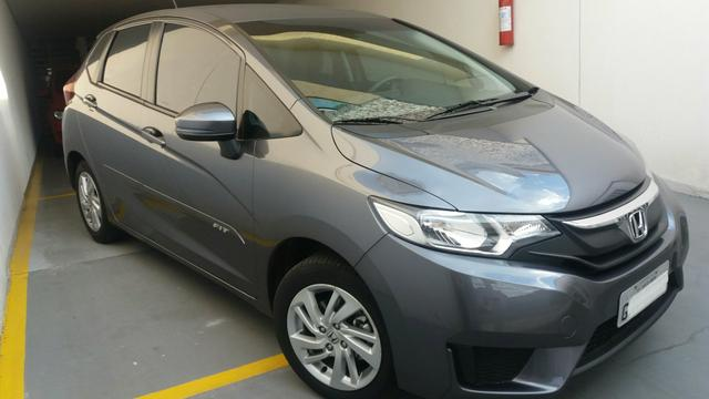 Honda Fit Lx 1.5 Flex 2017