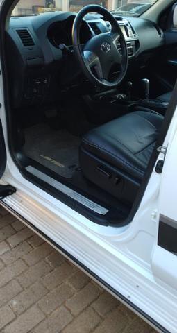 Toyota Hilux LIMITED 2015 IPVA 20 pago - Foto 9