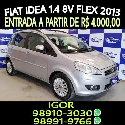 Fiat idea attractive 1.4 8v flex 2013, falar com igor