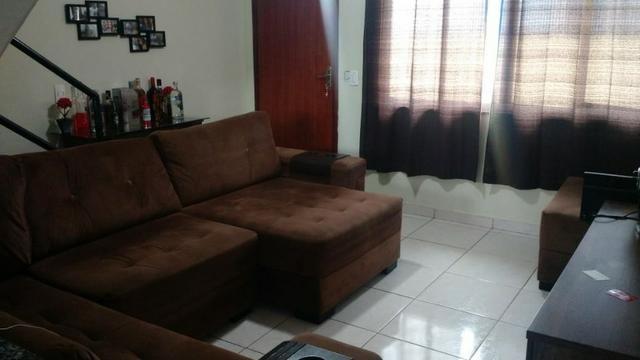 Duplex com dois quartos próximo à Br no Jardim Catarina - Foto 3