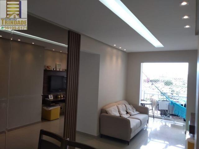 Excelente Apartamento de 3 Quartos _ Todo Reformado e Projetado - Foto 2