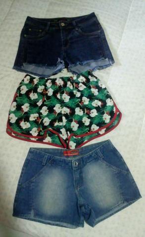 3 shorts TAM.38