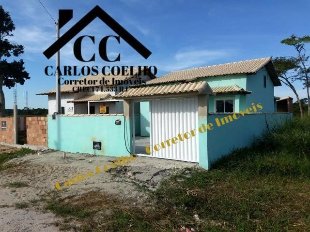 E C 94 Casa no Condomínio Gravatá I em Unamar - Tamoios - Cabo Frio - Foto 2