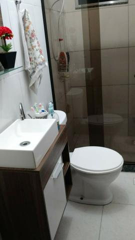 Duplex com dois quartos próximo à Br no Jardim Catarina - Foto 9