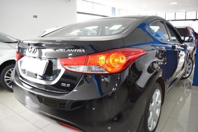 Hyundai elantra 2012 1.8 gls 16v gasolina 4p automÁtico - Foto 2