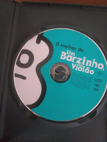 DVD Tom Jobim e O melhor de Um barzinho e um violão - Foto 3