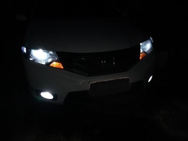 Honda City LX Flex Automático 2013/2014 - Foto 5
