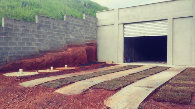 Salão Comercial com projeto aprovado em terreno de 922m² Próximo ao B. Maracanã em Jarinu - Foto 6