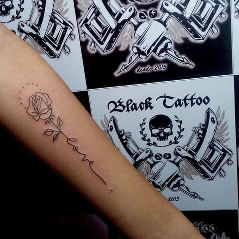 Black tattoo orçamento e agendamentos * - Foto 4