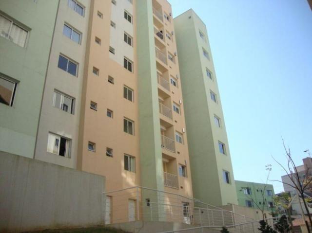 Apartamento à venda com 3 dormitórios em Campo comprido, Curitiba cod:76948 - Foto 2