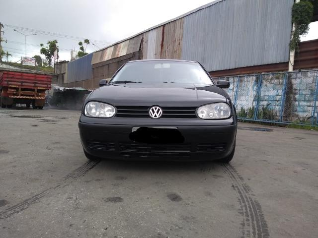 Golf 2.0 Gasolina, carro de garagem!!! - Foto 7