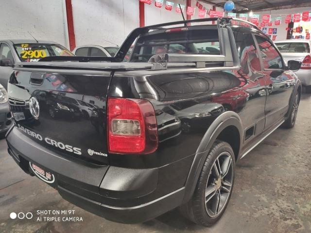 Volkswagen Saveiro Cross 1.6 (Flex) 2011 - Foto 3