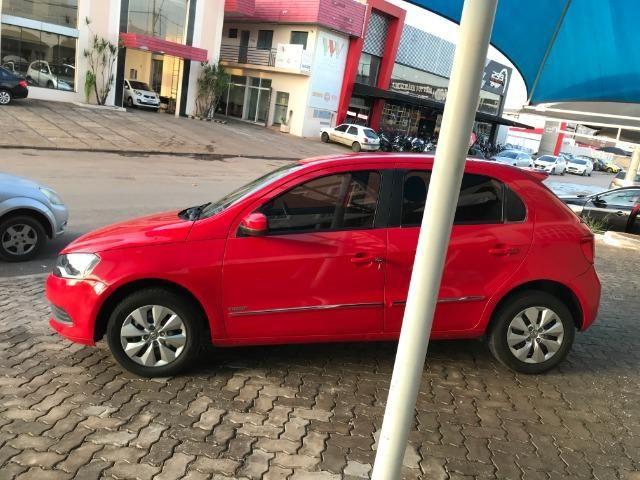 Vw - Volkswagen Novo Gol Comfortline 1.0 Único Dono 2014 - Foto 5