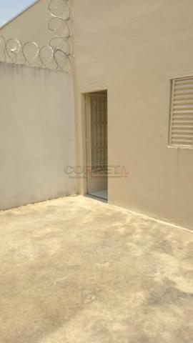 Casa à venda com 2 dormitórios em Jardim das oliveiras, Aracatuba cod:V34961 - Foto 16