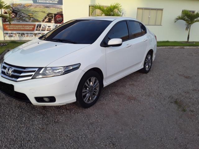 Honda City LX Flex Automático 2013/2014