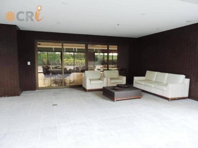 AP1633 Vitral Dos Mares, 543m², Apartamento 5 Suites, Na Beira Mar 6 Vagas Vista 100% Mar - Foto 3